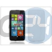 Nokia lumia 530 szilikon hátlap - s-line - fehér PT-1843