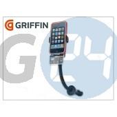 Apple iphone 3g/3gs/4/4s autós telefontartó + szivargyújtó töltő + fm-transmitter - griffin roadtrip G028