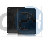 Apple ipad air bőrtok (book case) - fekete PT-1333
