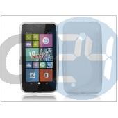 Nokia lumia 530 szilikon hátlap - s-line - transparent PT-1844