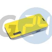 N9005 note 3 elegant oldaltnyitós tok - bliszteres, sárga Note3  E004506