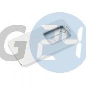 Lg g2 excel kivágott oldaltnyitós tok - fehér G2  E004642