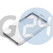 N9005 note 3 excel kivágott oldaltnyitós tok - fehér Note3  E004645