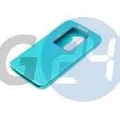 Lg g2 excel kivágott oldaltnyitós tok - kék G2  E004643