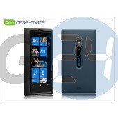 Nokia lumia 800 hátlap - case-mate smooth - black CM018354