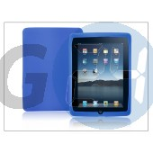 Apple ipad szilikon hátlap - kék PT-165