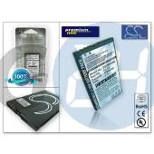 Nokia 3120 classic/e66/6600 slide akkumulátor - li-ion 1000 mah - (bl-4u utángyártott) - prémium CS-NK4USL