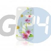 G3500 core plus mintás szilikontok fehér lepkés Galaxy Core Plus G350  E005608