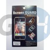 Blackberry 9800 kijelzővédő fólia - méretre szabott  E000335