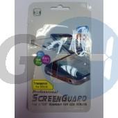 Hua wei u8500 kijelzővédő fólia-méretre szabott  E000674
