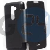Lg optimus g2 mercury oldaltnyitós tok - fekete Optimus G2  E004933
