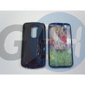 Lg d620 g2 mini fekete hullámos szilikontok G2 mini  E006089