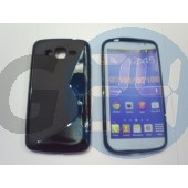 G7102 grand2 fekete hullámos szilikontok Galaxy Grand 2 G7105/G7102/G7100  E005952