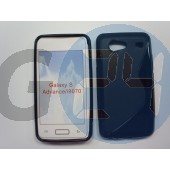 I9070 galaxy advance fekete hullámos szilikontok Galaxy S Advance  E000731