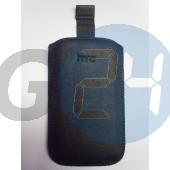 Htc kihúzós fekete bőrtok desire méret feliratos Desire  E000658