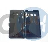 Huawei g350 fekete hullámos szilikontok G350  E004310