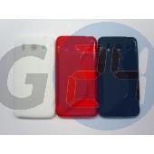 Huawei g510 fehér hullámos szilikontok G510  E003744