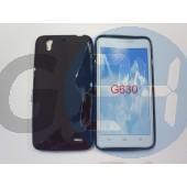 Huawei g630 fekete hullámos szilikontok G630  E006297