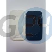 Huawei y210 átlátszó hullámos szilikontok Y210  E003881