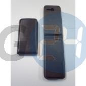 Huawei y220 slim kinyitós tok - fekete Y210  E004386