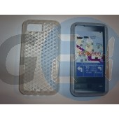 I900 átlátszó szilikontok Galaxy S  E001889