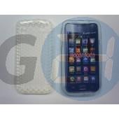 I9000 átlátszó szilikontok Galaxy S  E000719