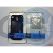 I9190 galaxy s4 mini extraslim hátlapvédő - bliszteres, fekete Galaxy S4 mini  E004324
