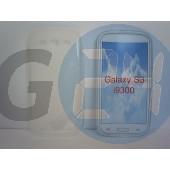 I9300 galaxy s3 átlátszó hullámos szilikontok Galaxy S3  E000786