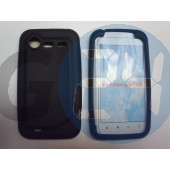 Htc incredibles fekete gumitok Incredible S  E000587