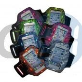 Iphone 5/5s/5c led-es kartok fehér Sport  E006120