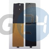 C6802 xperia z ultra slim kinyitós tok - fekete Xperia Z ultra  E003999