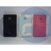 Lg l3 moshi hátlapvédő fekete LG L3  E003119