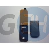 Lumia 610 slim kinyitós tok fekete Lumia 610  E001608