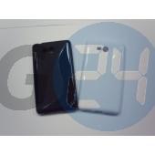 Lumia 820 fehér hullámos szilikontok Lumia 820  E001497