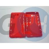 Lumia 820 piros hullámos szilikontok Lumia 820  E004830