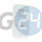 Lg d405 l90 extraslim szilikontok víztiszta átlátszó D405 L90  E006398