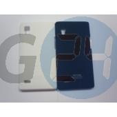 Lg l9 matt sgp hátlapvédő fehér LG L9  E003216