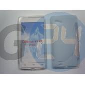 Lg p880 optimus 4x hd átlátszó hullámos szilikontok LG P880 Optimus 4X HD  E001144