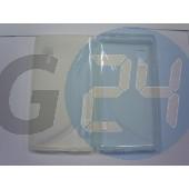 Lg l5 ii átlátszó hullámos szilikontok LG L5 II  E004046