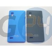 Lg l9 matt sgp hátlapvédő kék LG L9  E003314