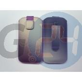 4g forcell színátmenetes kihúzós tok lila iPhone4/4s  E005592