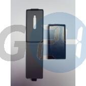 Lumia 800 slim kinyitós tok fekete Lumia 800  E001605
