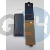Lumia 515 slim kinyitós tok fekete Lumia 515  E004762