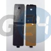 Lumia 520 slim kinyitós tok - fekete Lumia 520  E004000