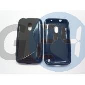 Nokia lumia 620 fekete hullámos szilikontok Lumia 620  E003264