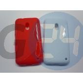 Nokia lumia 620 piros hullámos szilikontok Lumia 620  E003234