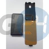 Nokia lumia 620 slim kinyitós tok fekete Lumia 620  E003365