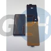 Lumia 720 slim kinyitós tok fekete Lumia 720  E004458