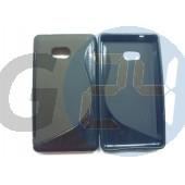 Lumia 810 fekete hullámos szilikontok Lumia 810  E004162