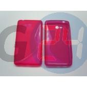 Nokia lumia 820 pink hullámos szilikontok Lumia 820  E003265